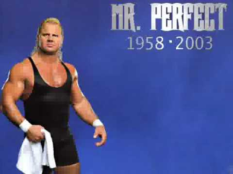 Mr perfect Curt Hennig WWE theme song (Perfect Twist)