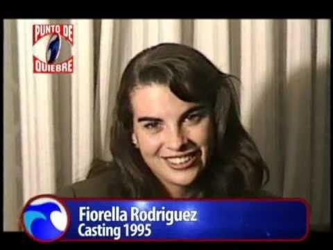 PUNTO DE QUIEBRE / FIORELLA RODRIGUEZ casting 1995