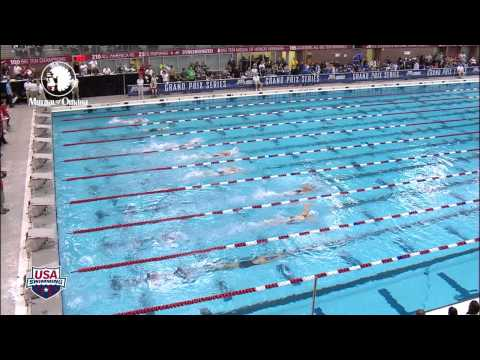 Women's 200m Freestyle B Final   2012 Columbus Grand Prix