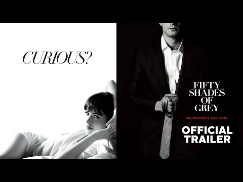 Fifty Shades of Grey – Official Trailer (HD)