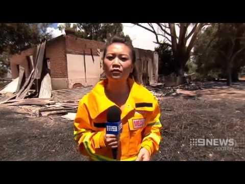 Fire Emergency | 9 News Perth