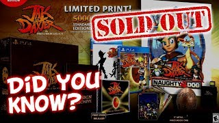 Jak & Daxter LIMITED COLLECTOR'S EDITION - JAK 4 ''MOCK CASE''? What Is Happening? *Soft Rant*