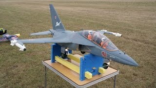 YAK 130 ready2fly totally first flight EDF 90 Jet