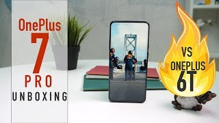 OnePlus 7 Pro Vs 6T | Specs | Camera Comparison | Price In India [Hindi]