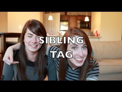 Meet My Sister – Sibling Tag