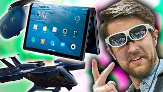 The COOLEST Tech at CES 2019!