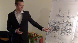 Lernmethoden der Schetinin Schule von Richard Kandlin