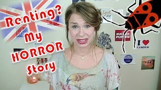 Renting a Flat in England - My HORROR Story + Tips!