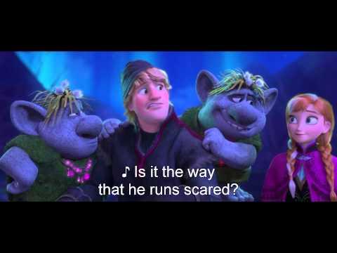Disney Frozen Fixer Upper HD (The Trolls)