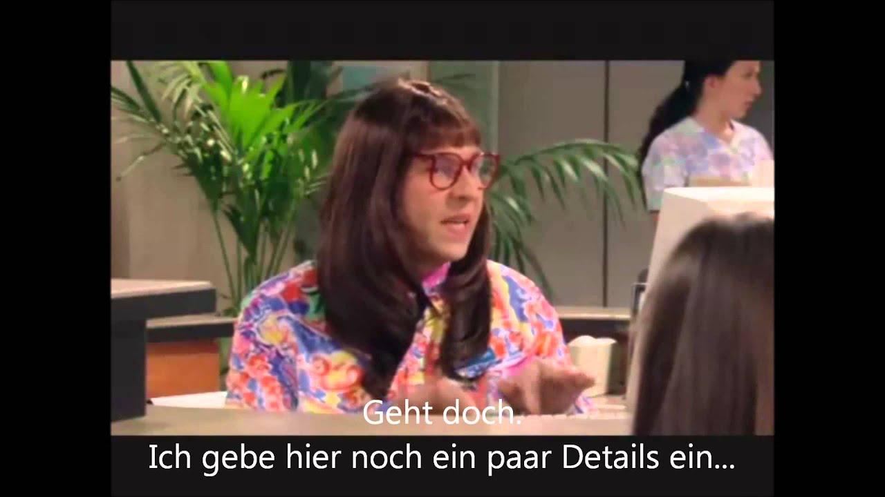 computer says no hospital german subtitles youtube. Black Bedroom Furniture Sets. Home Design Ideas