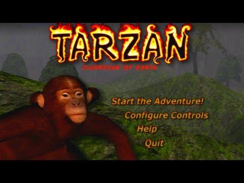 Awful PC Games: Tarzan Guardian of Earth Review