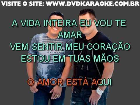 Bruno & Marrone   O Amor Está Aqui