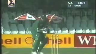 Lance Klusener 45 vs Pakistan 1997