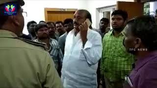 JC Diwakar reddy Brother Prabhakar Reddy Fires On Police Department || AP Politics || TFC News