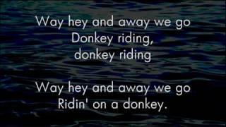 Watch Great Big Sea Donkey Riding video