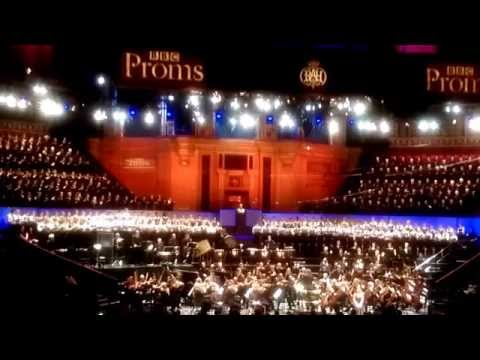 Carl Orff: Carmina Burana (O Fortuna), at BBC Proms 2015
