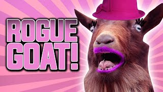 ROGUE GOAT // Goat MMO - Part 3