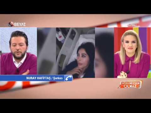 Ünlü sanatçı Nuray Hafiftaş, sevenlerini üzdü