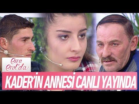 Kader Selin'in annesi canlı yayına bağlandı - Esra Erol'da 28 Aralık 2017