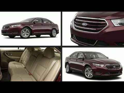 2018 Ford Taurus Video