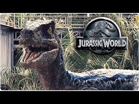 Watch Jurassic World: Fallen Kingdom Full Movie