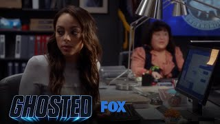Annie Tells Max & Leroy That One Of Them Will Die Today | Season 1 Ep. 12 | GHOSTED