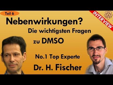 Nebenwirkungen von DMSO? - FAQ von No 1 Top DMSO Experte