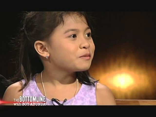 Lyca Gairanod is okay with being the breadwinner in the family