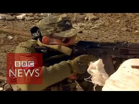 Ukraine: The imperfect ceasefire - BBC News