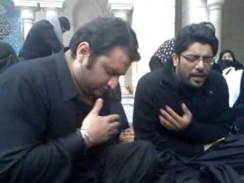Meri Sakina Soja (live! Mir Hasan Mir & Shahid Baltistani Shaam) video