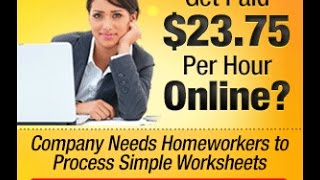 Simply The Best Free Work at Home Job Website - Get Free Money 2018