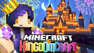 I Will RULE Over ALL MY YOUTUBE FRIENDS in KingdomCraft Minecraft Factions 👑 (Ep 1)