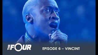 "Vincint: Slays""CREEP"" and WOWS The Judges! 