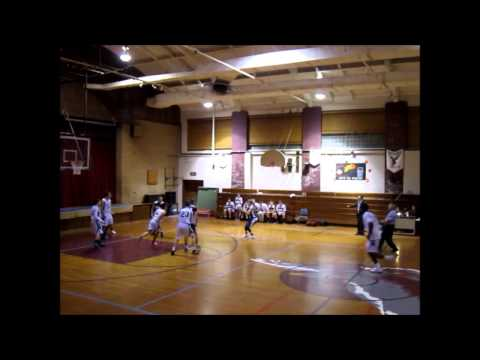 Jackson McFall-2012-2013 Christian Life Academy Basketball Highlights