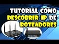 tutorial como descobrir ip do roteador