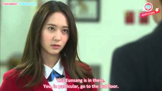 ENG SUB f(x) Krystal The Heirs ep 13 cut