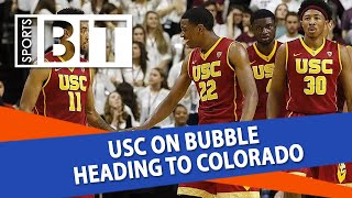USC Trojans at Colorado Buffaloes | Sports BIT | NCAAB Picks