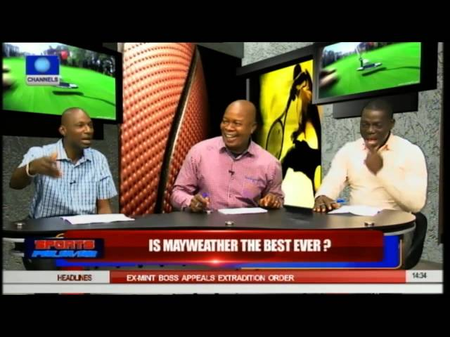 Sports Palava: Is Mayweather The Best Ever Pt.1 06/05/15