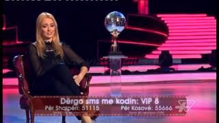 Evi & Andrea - Kercimi i pare - Charleston - Finalja - Show - Vizion Plus