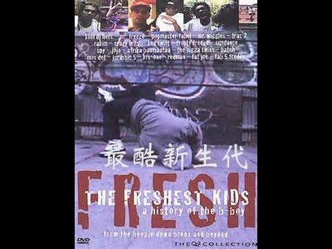 最酷新生代:Bboy的歷史 The Freshest Kid Chinese Subtitle