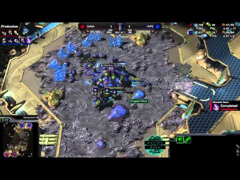 Norway vs. Sweden - Game 3 - Nation Wars - StarCraft 2