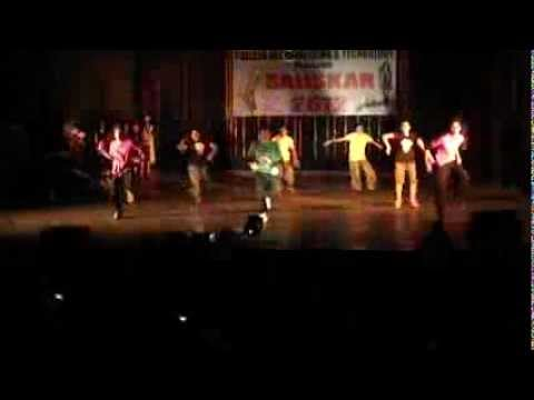 Thug Le - Song - Ladies vs Ricky Bahl Group Dance  - HCET Sanskar...