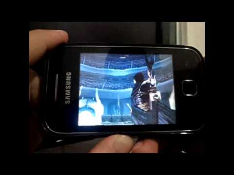 Eternal Legacy no Samsung Galaxy y GTS5360B