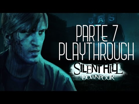 Silent Hill Downpour Playthrough - Eustácio, Parque e Banco? - 07