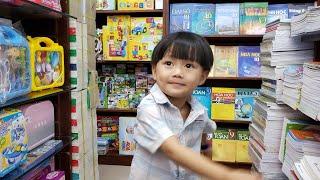 Đồ Chơi Trẻ Em Tin Siêu Còi ❤ Tin Đi Nhà Sách