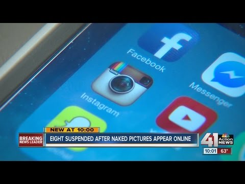 Liberty High School students suspended for posting nude pictures of classmates online