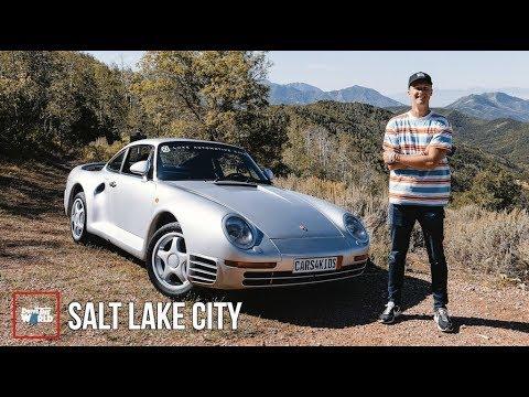 The $1.5m Porsche Supercar Built To Go Off-Road