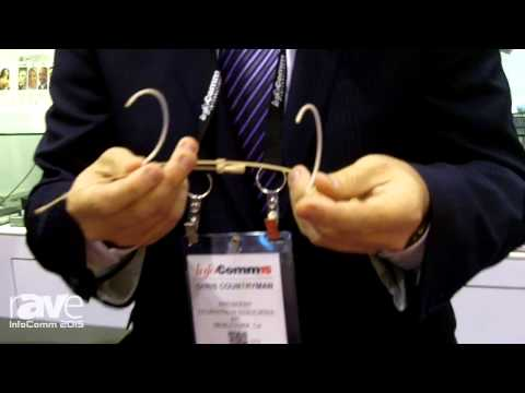 InfoComm 2015: Countryman Associates Shows Off H6 Headset