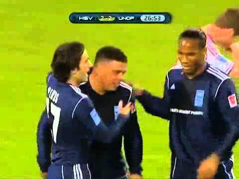 RONALDO Luis Figo Edgar Davids Zinédine Zidane Claude Makelele