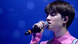 #17 EXO _ MIRACLES IN DECEMBER (THE EXO'LUXION IN SEOUL) (DVD)